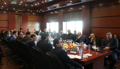چهارمین جلسه کمیسیون فناوری و اقتصاد دانشبنیان به میزبانی کروز برگزار شد