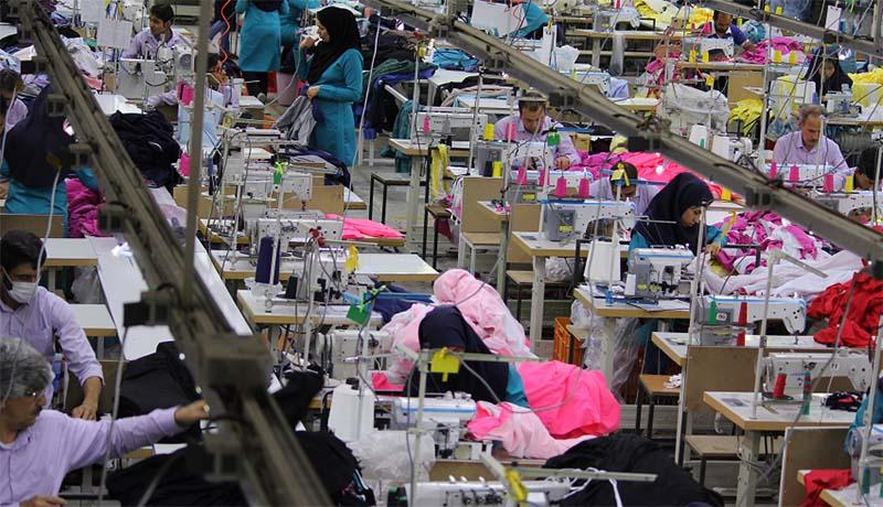 رشد ۲۰ درصدی تولید پوشاک در ۹ ماهه امسال
