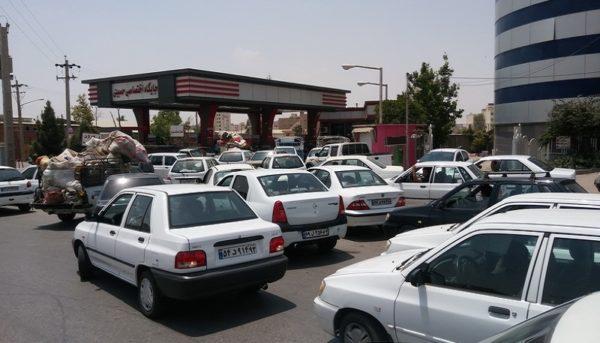 تاثیر ویروس کرونا بر مصرف بنزین