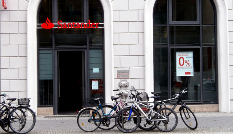 دفتر سانتاندر برلین