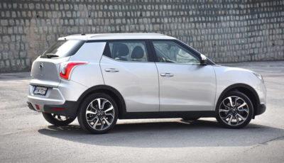 قیمت جدید خودروهای سانگیانگ / تیوولی ۴۲۰ میلیون شد!