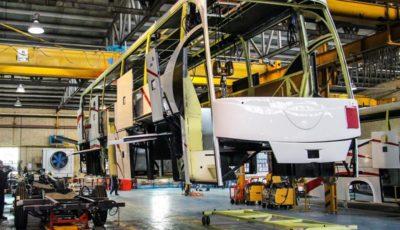 تولید خودروهای سنگین ۶۹ درصد افت کرد