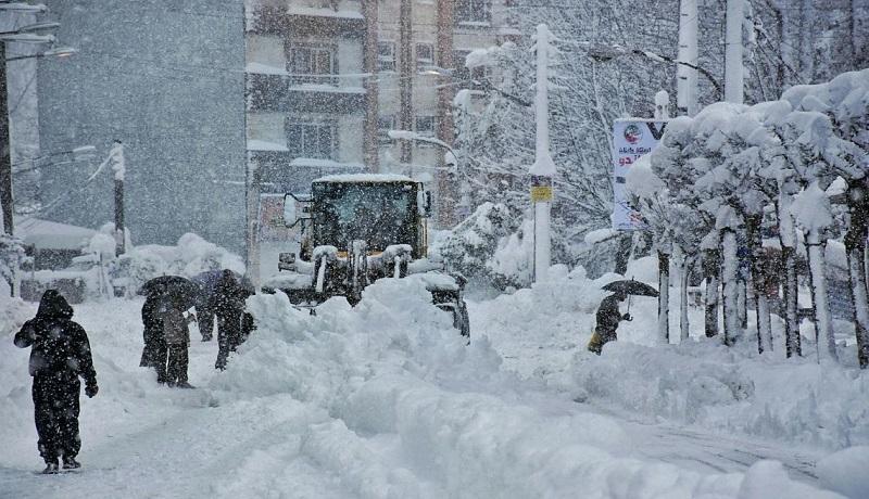 بارش برف و باران از امشب در 13 استان کشور آغاز میشود