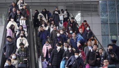 بازگشت چینیها به محل کار