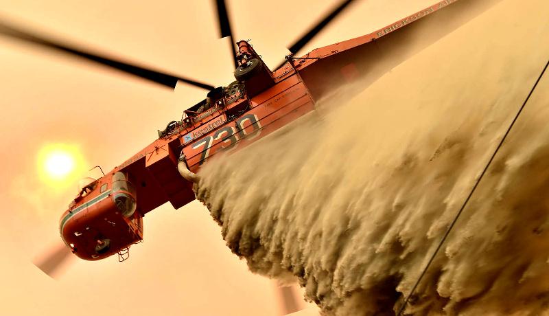 هلیکوپتر آتشخاموشکن