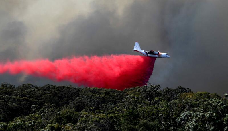 هواپیما آتشخاموشکن