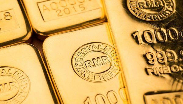 قیمت طلا به بیش از ۱۵۶۰ دلار نمیرسد