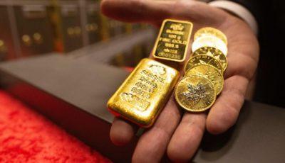 هجوم ويروس كرونا به بازار طلا