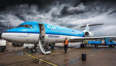 از سرگیری پروازهای هلند از آسمان ایران
