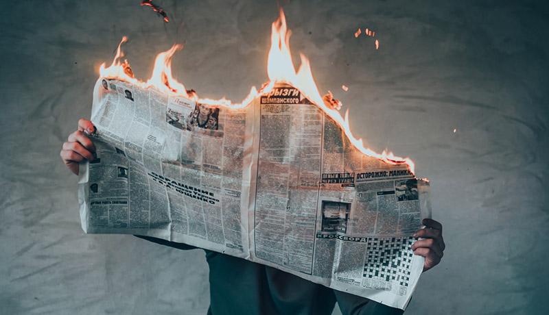 حقیقت و واقعیت اخبار و شبکههای اجتماعی