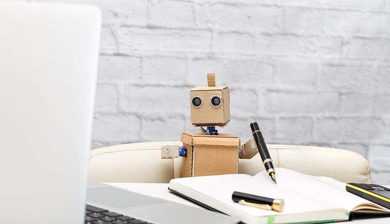 نوشتن مقاله هوش مصنوعی