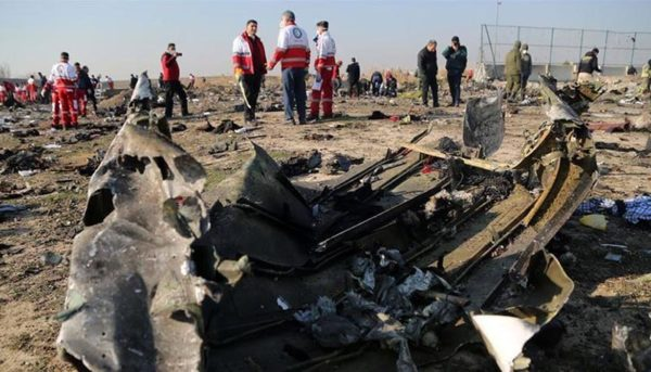 میزان خسارت هواپیمای اوکراینی اعلام شد