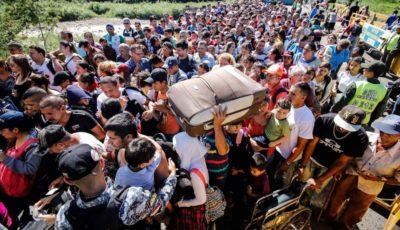 ونزوئلا؛ بزرگترین کشور پناهندهفرست در 2020
