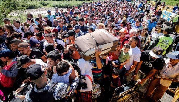 ونزوئلا؛ بزرگترین کشور پناهندهفرست در ۲۰۲۰