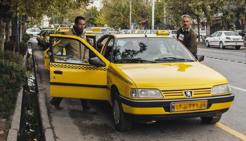 آغاز برچسبگذاری نرخ کرایه تاکسی از امروز