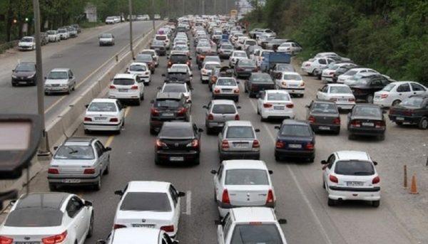 انسداد ۲۰ جاده به دلیل نبود ایمنی و سیلاب/ محور کندوان تا ۱۴ فروردین مسدود است