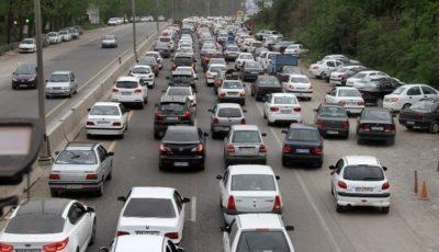 آخرین وضعیت ترافیکی جادههای کشور / محدودیت تردد تا روز دوشنبه ۱۹ اسفند