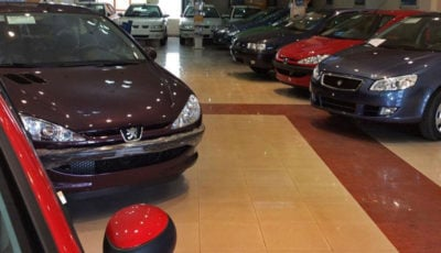 افزایش ۲۹۷ درصدی قیمت خودرو در دولت روحانی