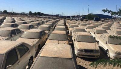 تعیین تکلیف خودروهای معطلمانده در گمرک بوشهر