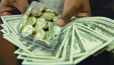 آيا سكه منتظر واكنش دلار است؟