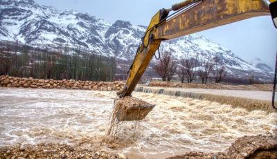 آب و برق کدام مناطق سیل زده قطع است؟
