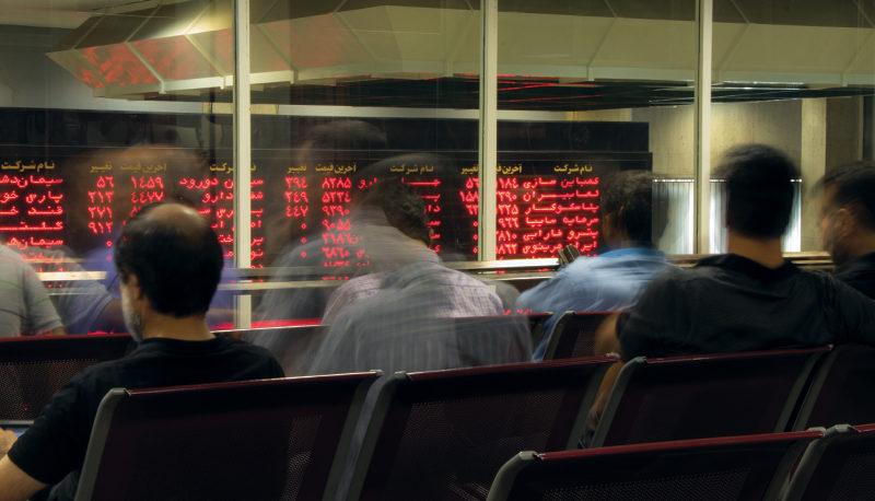 رکورد جدید بازار سهام / شاخص بورس نیم میلیون واحدی شد