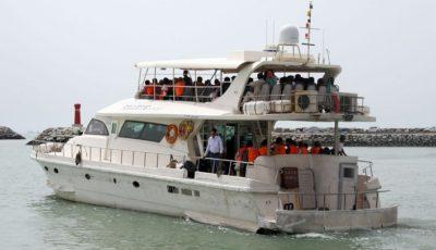 وضعیت حرکت کشتیهای مسافری ایران به کویت و امارات