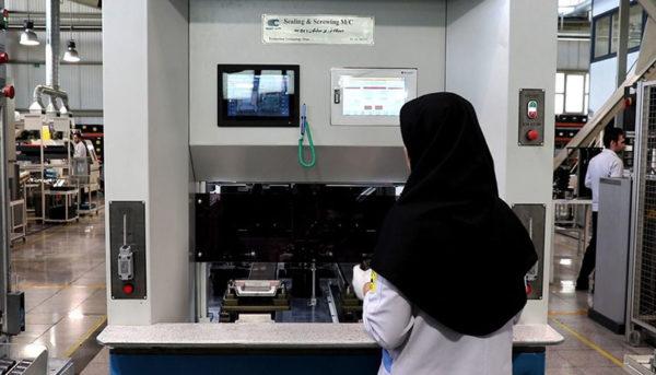ساخت دستگاه پیشرفته تزریق سیلیکون ECU در کروز