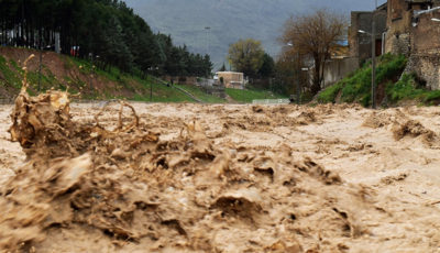 هشدار مرکز مدیریت راهها نسبت به وقوع بارش و طوفان در محورهای کشور
