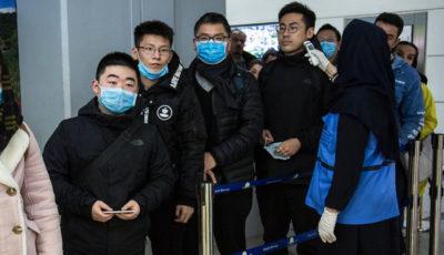 ورود چینیها به کشور ممنوع شد
