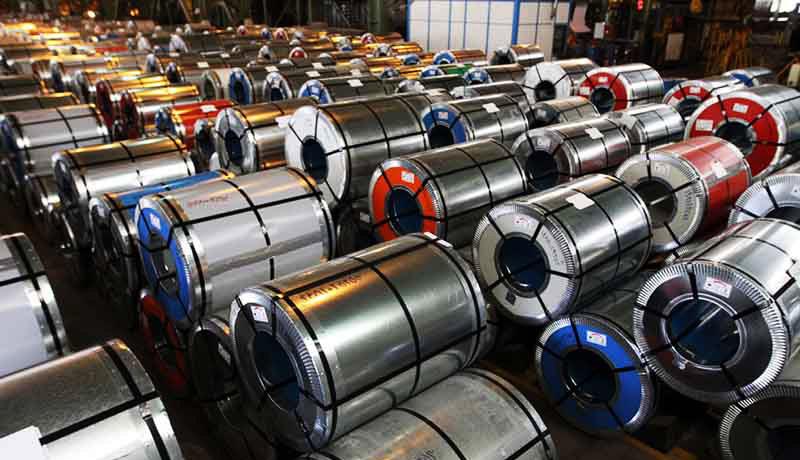 صادرات محصولات فولادی مشروط شد