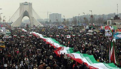 مسیرهای ۱۲گانه راهپیمایی ۲۲ بهمن در تهران