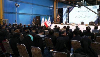 همزمان با سالگرد تولد گروه بهمن از کاربری آتشنشانی بهمن دیزل رونمایی شد