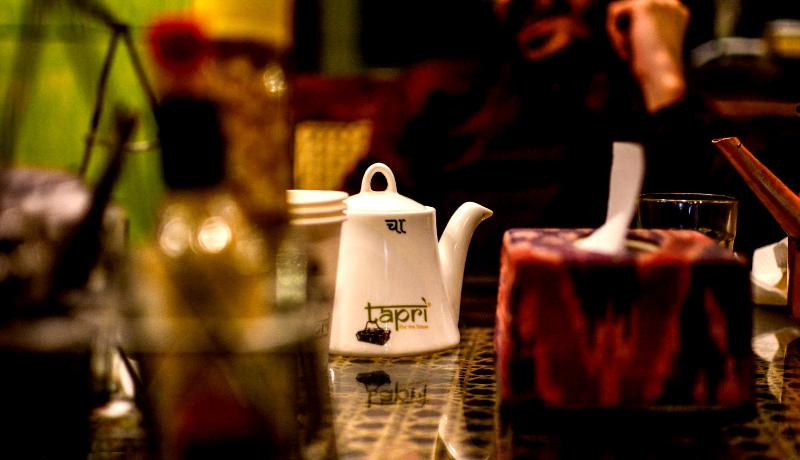 جمع افراد چایی