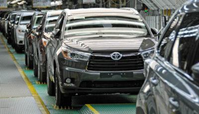 تویوتا از این هفته تولید خودرو در چین را از سر میگیرد