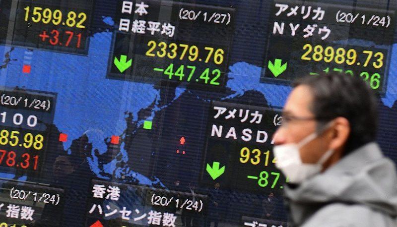 سایه سنگین کرونا بر بازارهای سهام