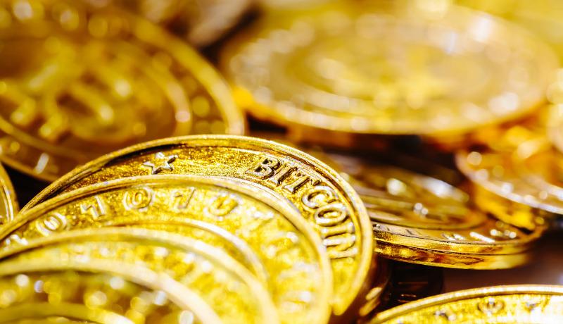 سکههای بیتکوین