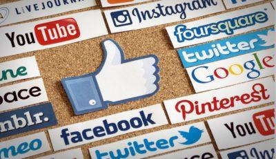 محبوبترین شبکه های اجتماعی جهان در سال ۲۰۱۹