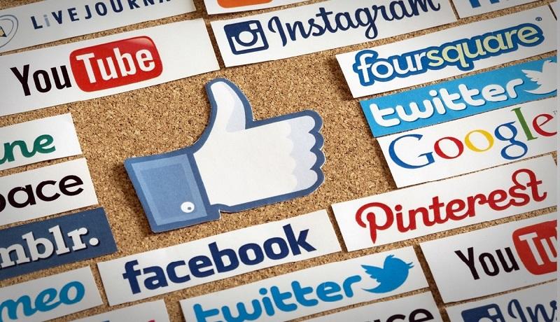 محبوبترین شبکه های اجتماعی جهان در سال 2019