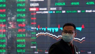سقوط سنگین بازارهای سهام تحت تاثیر ویروس کرونا