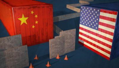 افت بیسابقه واردات آمریکا از چین در سال ۲۰۱۹