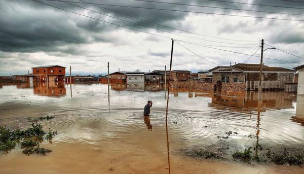 احتمال وقوع سیلاب در فروردین 99