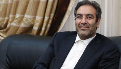 استعفای شاپور محمدی پذیرفته شد