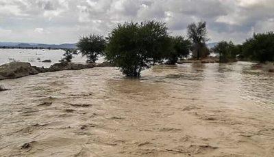 آخرین اخبار سیل در کشور / سیلاب جان ۵ نفر را در فارس گرفت