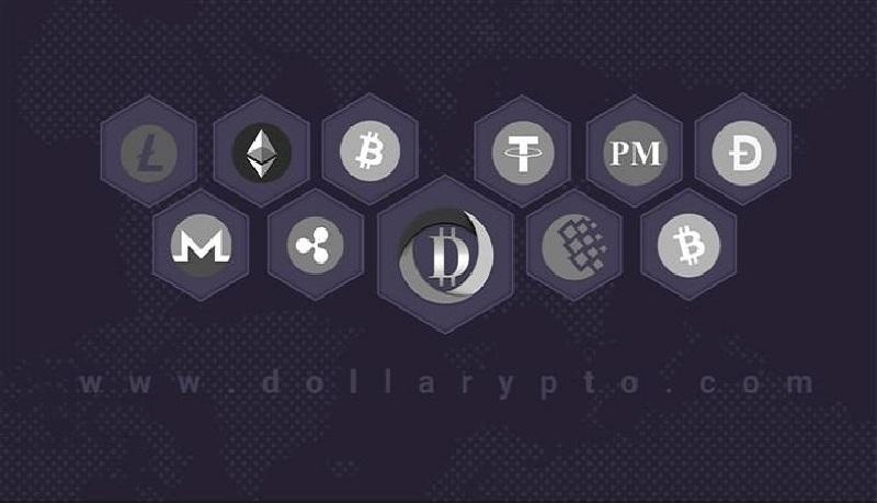دلاریپتو، اکسچنج آنلاین ارز دیجیتال
