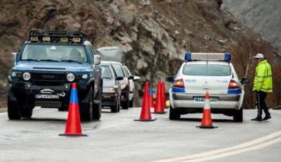 جادههایی که بر اثر سیل و کرونا مسدود شد