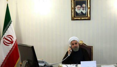 تماس روحانی با وزیر اقتصاد / واردات کالاهای اساسی به سرعت انجام شود