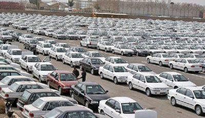 روند کاهشی قیمت خودروها ادامه دارد