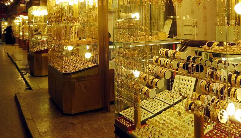 قیمت طلا به 595 هزار و 400 تومان رسید / قیمت سکه و دلار امروز 98/12/21