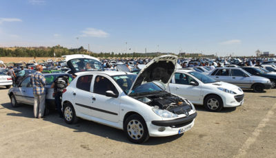 بازار خودرو تا کی در رکود میماند؟